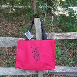 University Of South Carolina Canvas Tote Bag